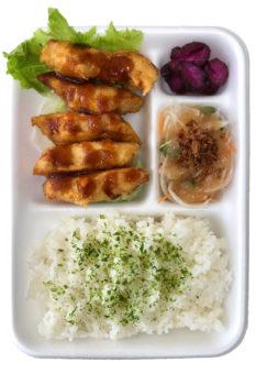 弁当-むねタレ